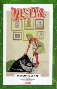 Vision (2nd Series) CS #2 VF/NM; Marvel | save on shipping - details inside