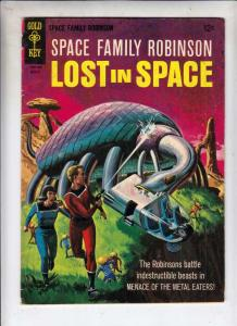Space Family Robinson, Lost in Space #15 (Jan-66) VG/FN Mid-Grade Will Robins...