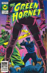 Green Hornet, The (Vol. 2) #2 FN; Now | save on shipping - details inside