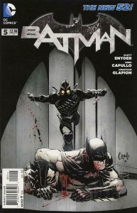 Batman (2nd Series) #5 (4th) VF/NM; DC   save on shipping - details inside