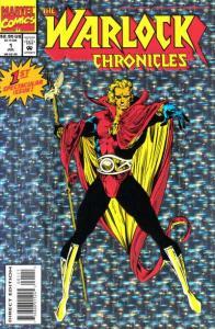 Warlock Chronicles #1, NM (Stock photo)
