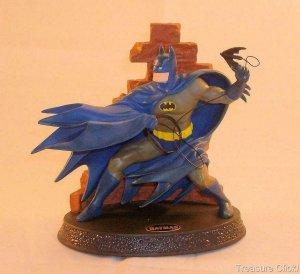 DC Superheros Limited Edition 1996 Titled Batman Guardian of Gotham City