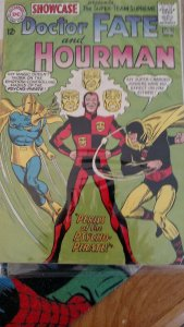 Showcase #56 Doctor Fate and Hourman  (DC, JUN 1965) VG/FN
