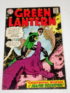 GREEN LANTERN #57 (FN) Major Disaster! Gil Kane Silver Age DC ID#53Q