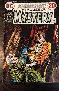 House of Mystery #207 (1972) GD/FN
