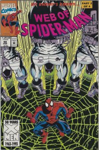 Web Of Spider-Man #98