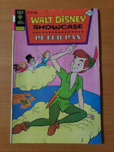 Walt Disney Showcase #36 Peter Pan ~ VERY FINE - NEAR MINT NM ~ 1976 Gold Key