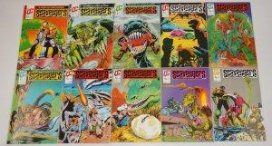 Scavengers #1-14 VF/NM complete series - quality comics - judge dredd - set