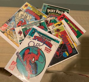 Estate Sale Spiderman Lot Dutch Edition Variant Todd Mcfarlane Classic Cover