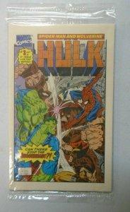 Spider-Man Drakes Cakes Mini Comics #3+4 Polybagged (1993)