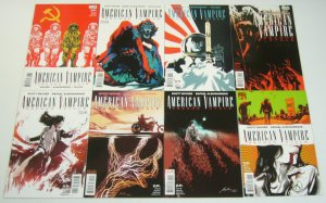American Vampire: Second Cycle #1-11 VF/NM complete series - scott snyder set