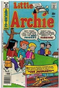 LITTLE ARCHIE (1956-1983)126 FN Jan. 1978