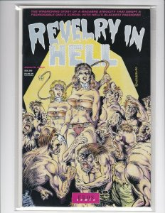Revelry in Hell #1 - Ron Wilbur - erotic horror - Very Fine/Near Mint
