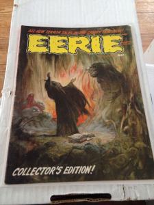 EERIE #2 (#1) Magazine Frank Frazetta Cover FN/VF