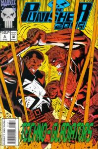 Punisher 2099 (1993 series) #6, NM- (Stock photo)