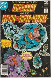 Superboy #254 (Aug-79) NM- High-Grade Superboy, Legion of Super-Heroes