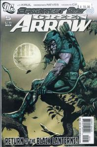 Green Arrow (4th Series) #5A VF/NM; DC | save on shipping - details inside