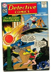 DETECTIVE COMICS #300-1st Polka Dot Man 1962-BATMAN-VG-
