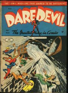 DAREDEVIL #26-LITTLE WISE GUYS-1944 VG