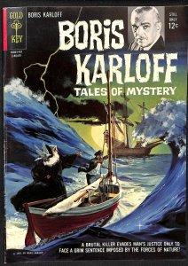 Boris Karloff Tales of Mystery #6 (1964)
