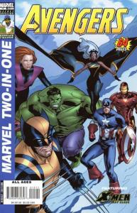 Marvel Two-In-One (2007 series) #15, NM- (Stock photo)