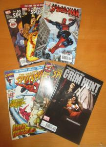 Amazing Spider-Man #424, 426, 523, 590, 591, 635 HIGH GRADE (6 issues)