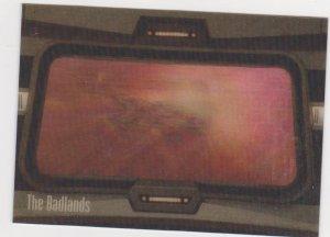 1996 Star Trek 30 Years Motion Card #M3 The Badlands