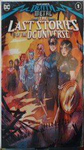 Dark Nights: Metal: The Last Stories of The DC Universe #1 (2017) NM