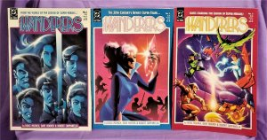 Doug Moench THE WANDERERS #1 - 3 Dave Hoover Legion of Super-Heroes (DC, 1988)!