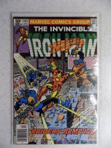 Iron Man #145 (1981)