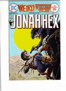 Weird Western Tales #27 (Sep-73) FN Mid-Grade Jonah Hex