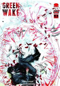 Green Wake #9 VF/NM; Image | save on shipping - details inside