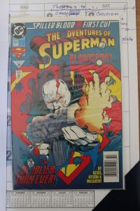 Adventures of Superman 507 9-4-nm
