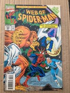 Web of Spider-Man #105 (1993)