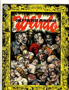 Weirdo #4 Last Gasp TPB Graphic Novel Comic Book J342
