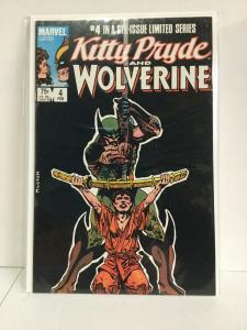Kitty Pryde And Wolverine 4 Nm Near Mint Marvel Comics