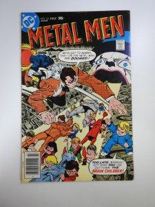 Metal Men #52 (1977)
