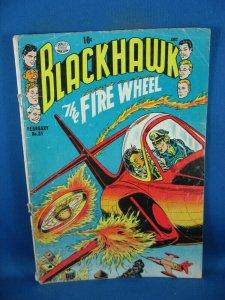 BLACKHAWK 85 G- 1955