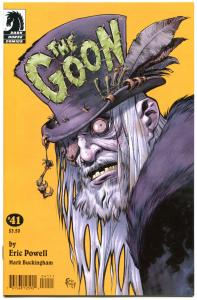 GOON #41, NM, Zombies, Tough Guy, Eric Powell, 2003, more Goon in store