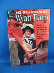 WYATT EARP 13 VF NM PHOTO CVR TOTH 1961