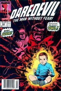 Daredevil (1964 series) #264, VF+ (Stock photo)