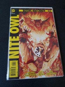 Before Watchmen: Nite Owl #4 (2013)