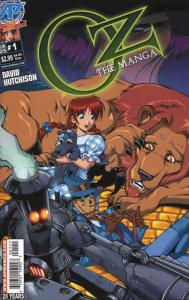 Oz: The Manga #1A VF/NM; Antarctic   save on shipping - details inside