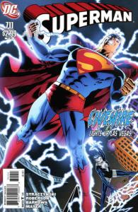 Superman (2nd Series) #711 FN; DC | save on shipping - details inside