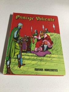 Principe Valiente Book 3 Heroes Del Comic Nuevos Horizontes Hardcover Oversized