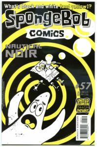 SPONGEBOB #57, NM, Square pants, Bongo, Cartoon comic, 2011, more in store