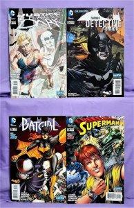 DC New 52 SELFIE VARIANT COVER 4-Pack Justice League Dark Superman (DC, 2014)!