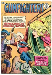 Gunfighters #12 1964- Golden Age Western comic Reprint - VF