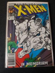 UNCANNY X-MEN #228 COPPER AGE