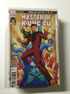 Master of Kung Fu #126 (2018) HPA